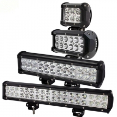 4 7 12 17 inch 18W 36W 72W 108W LED Work Light LED Bar Light for Motorcycle Tractor Boat Off Road 4WD 4x4 Truck SUV ATV