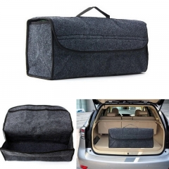 Car Trunk Seat Back Rear Storage Organizer Containers Holder Interior Bag Hanger Storage Bins