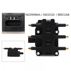 IGNITION COIL For CHRYSLER PACIFICA DODGE RAM 1500 2500 3500 VIPER JEEP 56029098AA 56029098AB 56032520 88921268