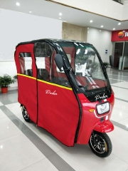 Electric Tricycle 3 Wheel Electric Leisure Scooter Battery Tricycle MODEL 8.0 30km/h ABS Electronic Brakes