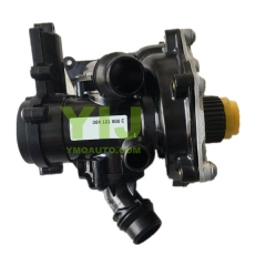 Engine Coolant Thermostat 06K121011b 06K121600c Water pump for Audi A3 A4 Q7 VW Golf Tiguan