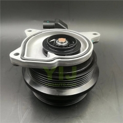 03C121004J 1.4T Double clutch Water Pump For VW Scirocco A1 Touran Golf Skoda CC
