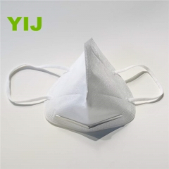 N95 Mask Daily Respiratory Protective Mask Comply with FDA EU CE ISO System Certification PFE ≥95% PM2.5≤500 Grade A\M