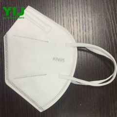 KN95 Dust Mask GB2626-2006 Disposable Partculate Protective Face mask