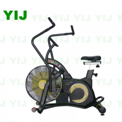 Air Bike Silent fan car gym multi-function aerobic exercise dynamic exercise bike home wind resistance