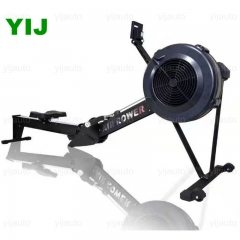 Rowing Machine Mute wind resistance rowing machine commercial multi-function folding rowing machine home health