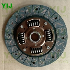 Clutch Disc for Toyota 31250-36131 31250-36170 31250-25080 31250-25130 31250-26180 TYD011U TYD113U Japanese Car Spare Parts