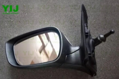 Manual Rearview Mirror for HYUNDAI ACCENT 2011 87610-1R730 LH 87620-1R730 RH Spare Parts