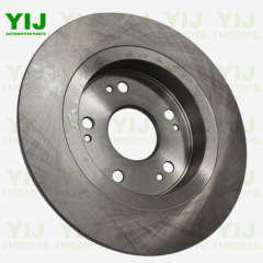 Brake Disc for Toyota Hilux VIGO 43512-0K060 Pickup Spare Parts