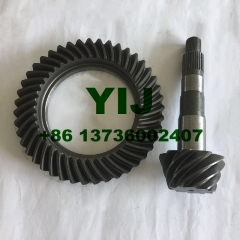 Front Differential Final Gear Kit TOYOTA Land Cruiser 41201-69825 29T 10:43 Helical Bevel Gear and Spiral Gears Crown and Pinion Gears Ring and Pinion
